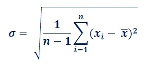 Standard Deviation Formula & Calculation