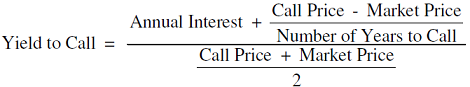 formula to calculate time to from investment to return pdf